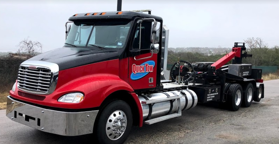 The Best Towing in Buda, TX | Quick Tow Austin
